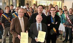 De Gentse studentenverenigingen willen ook de wildgroei aan kotfuiven aanpakken. gia