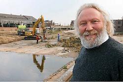 Patrick Lagrou wil de oude Beliard-scheepswerf nieuw leven inblazen en zoekt daarom zeventig werknemers. <br>Peter Maenhoudt