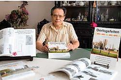 Urbain Dedeyne behandelt in zijn tweede boek 'Oorlogsfeiten' diverse aspecten van de twee wereldoorlogen. Bart Vandenbroucke