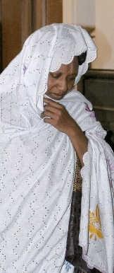 De moeder van Oulematou. pn<br>