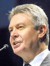 Karel De Gucht. belga<br>