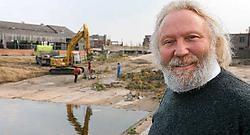 Pascal Lagrou wil de oude Beliard-scheepswerf nieuw leven inblazen.Peter Maenhoudt<br>