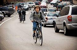 Wie fietst in Tienen krijgt 50 euro.Jef Collaer<br>