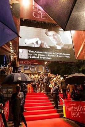 Gent is topper onder filmfestivals