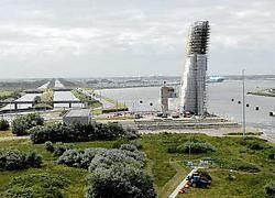 De komende twee jaar worden in het hele havengebied zo'n veertig veiligheidscamera's geïnstalleerd. Michel Vanneuville