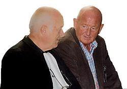 Frans Vandeven en zijn raadsman René Beckers pikken het niet dat hij 218.000euro aan de curator moet betalen. Koen Fasseur