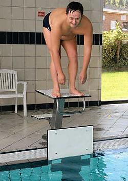 Bart Soetaert haalde maar liefst twee medailles binnen.Gianni Barbieux<br>