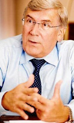 Etienne Schouppe: 'Sommigen denken nog altijd dat we de CVP van vroeger zijn.'Michiel Hendryckx<br>