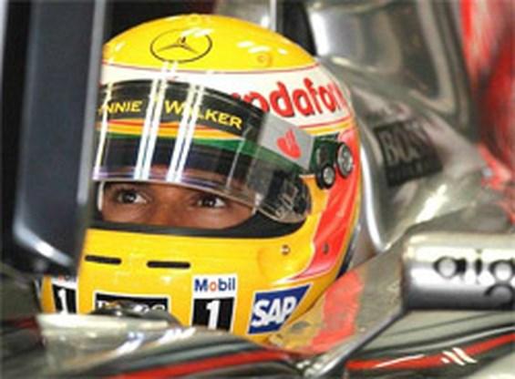 Lewis Hamilton en vriendin bestolen