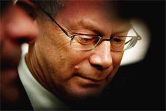'Van Rompuy blijft rol spelen'