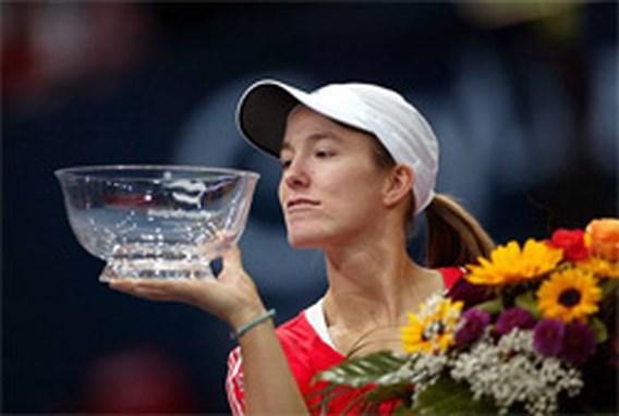 Henin genomineerd voor 'wereldsportvrouw van het jaar'