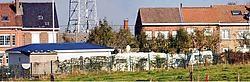 De eigenaar van dit woonwagenpark in Walfergem moet een fikse boete betalen.Yvan De Saedeleer