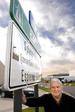 Burgemeester Dirk Walraet: 'De uitbreiding van de zone is voor ons meer dan welkom.'David Stockman<br>