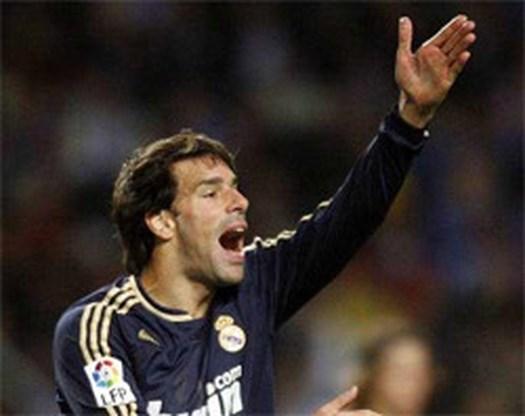 Van Nistelrooy aast op record van ploegmaat Raul