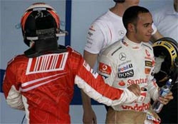 Hamilton: 'Ik drukte op het verkeerde knopje'