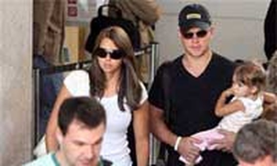 Matt Damon wordt opnieuw vader