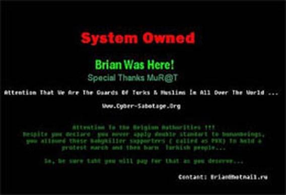 Turkse groep hackt website VLAO