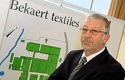 'We doen er alles aan om binnen ons bedrijf mensen te vinden voor eigen vacatures', zegt Paul De Meulemeester. Patrick Holderbeke<br>