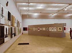 De tentoonstellingszaal aan Zwijgershoek oogt mooi, maar moet na amper een jaar al dicht voor herstellingswerken.Paul De Malsche<br>