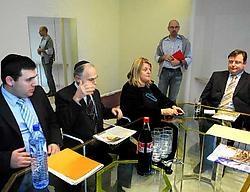 Bart De Wever sprak gisteren met vertegenwoordigers van de joodse gemeenschap. 'Ik ben zeer dankbaar voor dit gesprek.' Pol De Wilde