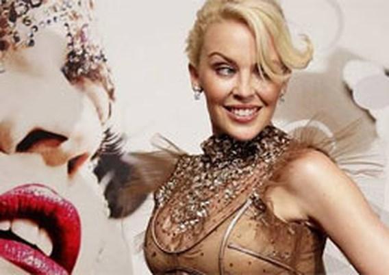 Kylie Minogue woedend op Madame Tussauds