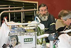 Pierre leeft al bijna een jaar op de luchthaven: 'Ik had geen andere plek om heen te gaan.' Koen Merens