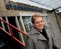 Udo treedt donderdag op in de Antwerpse Stadschouwburg. Koen Fasseur<br>