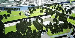 Een beeld van het stadsvernieuwingsproject Watersite.Koen Merens<br>
