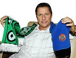 Vital Borkelmans kan aan de vooravond van de stadsderby Cercle-Club niet kiezen tussen zijn twee ex-clubs: 'Ik wil niet kiezen, ik wil genieten.' Vacas