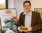 Marc Willems bakt de legendarische Eeklose Vlinderkes opnieuw. Vacas