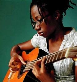 De Nigeriaanse zangeres Asa.bp<br>