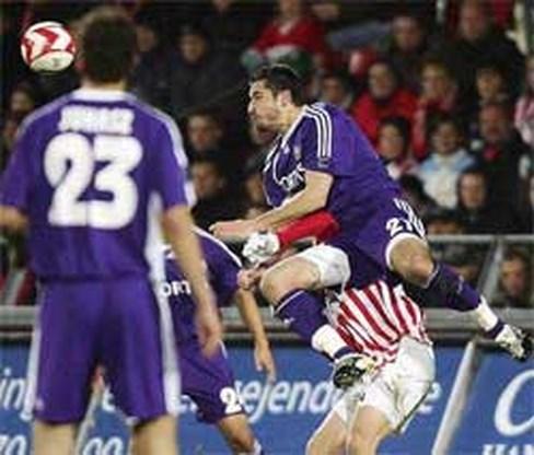 Anderlecht blijft steken op gelijkspel