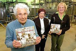 Virginie Luyckx, Bultereys Denise en Jacqueline Van Assel waren kokkinnen van dienst.Yvan De Saedeleer<br>