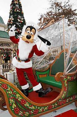 Disney in kerstplunje. rr<br>