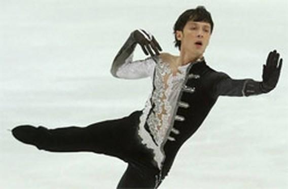 Zege voor Johnny Weir in Cup of Russia kunstschaatsen