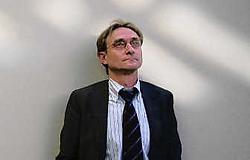 Gedeputeerde Gilbert Van Baelen. mdg<br>