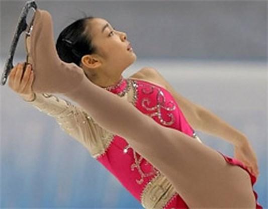 Zuid-Koreaanse Kim schaatst het best in Moskou