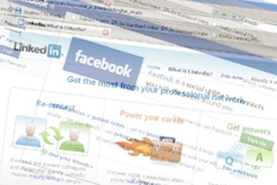 LinkedIn rijmt op Facebook en Plaxo