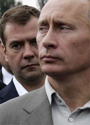 Russische president Medvedev naar Cuba