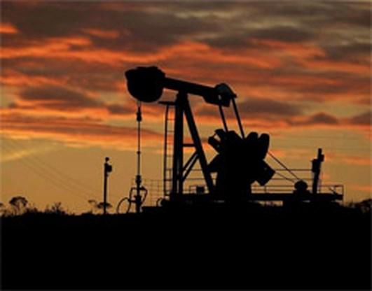 Olieprijs blijft zakken