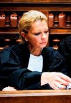 Advocate Liliane Verjauw betreurt dat haar goede naam wordt beklad. Wim Daneels<br>