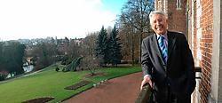 Burgemeester Platteau: 'Sluipverkeer is een aanhoudend probleem.'<br>Yvan De Saedeleer<br>