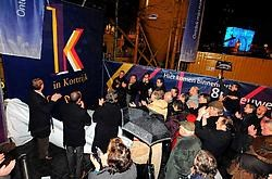 Het winkelcentrum van Foruminvest zal 'K in Kortrijk' heten. Patrick Holderbeke<br>