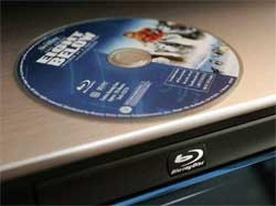 Warner kiest voor Blu-ray