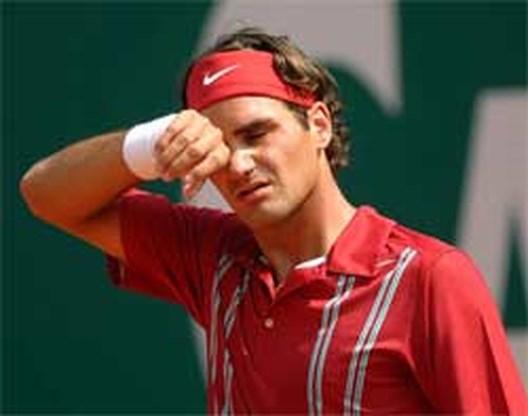 Zieke Federer moet verstek geven voor exhibitietornooi