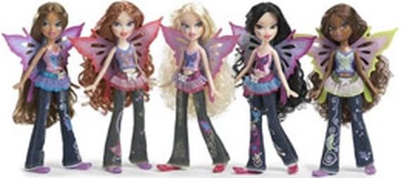 Barbie wint rechtszaak tegen Bratz