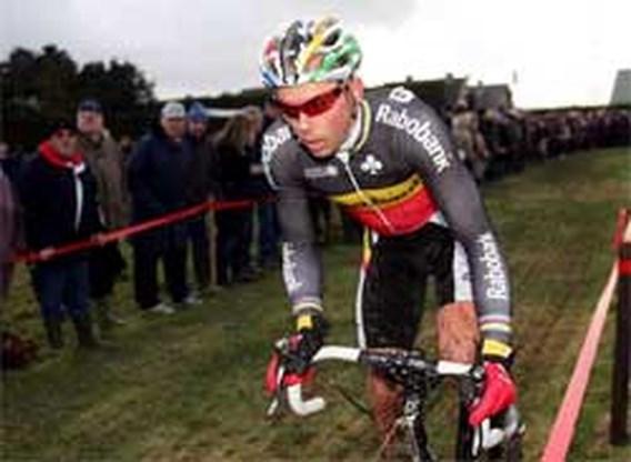 Belgisch kampioen Sven Nys wint in Otegem