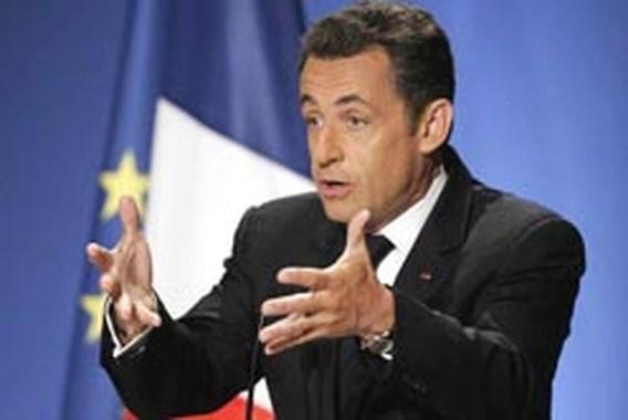 Sarkozy wil aan het roer van EU blijven