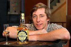 Charles Leclef: 'We creëerden een relatief zachte whisky met een fruitige toets.' Eddy Van Ranst<br>