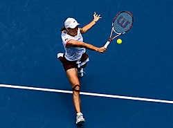 Justine Henin staat in de vierde ronde, maar het niveau dat ze tot nu haalde, is onvoldoende om Sharapova te kloppen. belga<br>